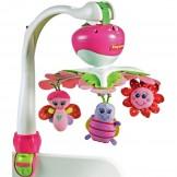 Мультифункциональный мобиль Tiny Love Крошка Принцесса 3 в 1