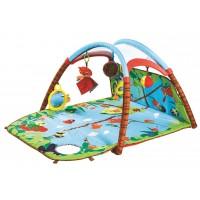 Развивающий коврик Tiny Love Лесной Домик игровая площадка