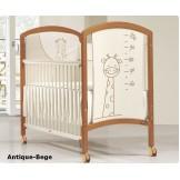 Детская кроватка Trama Savanna
