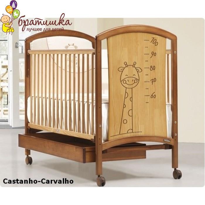 Trama Savanna, цвет Castanho-Carvalho