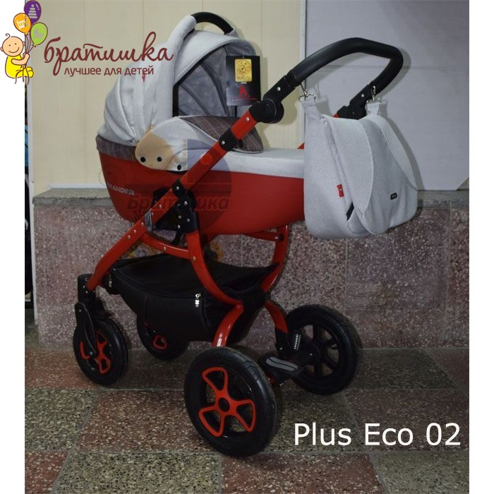 Tutek Grander, цвет Plus Eco 02