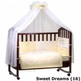 Детское постельное белье для новорожденных Tuttolina Per Bambini