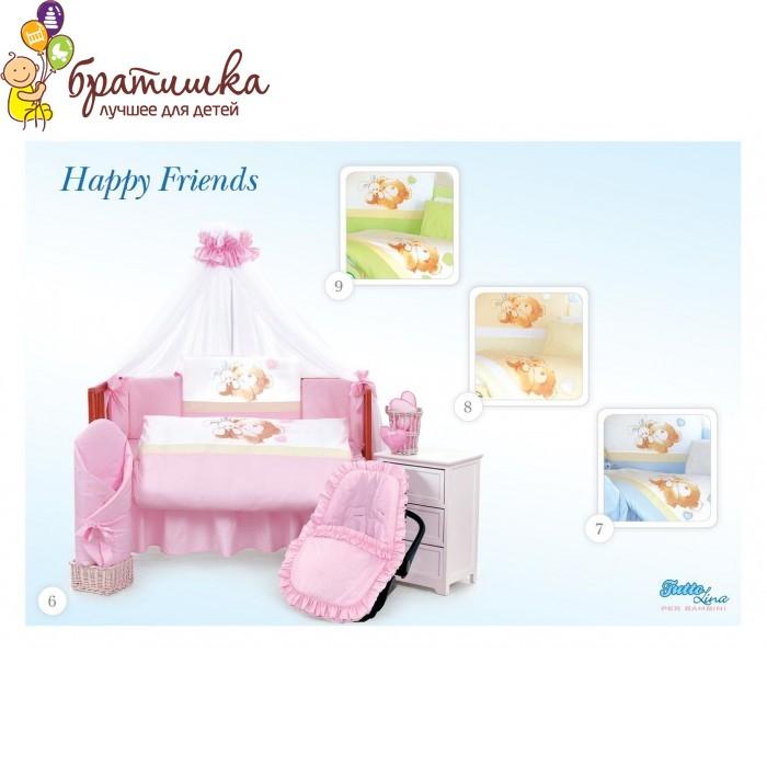Tuttolina Per Bambini, цвет Happy Friends 6-9