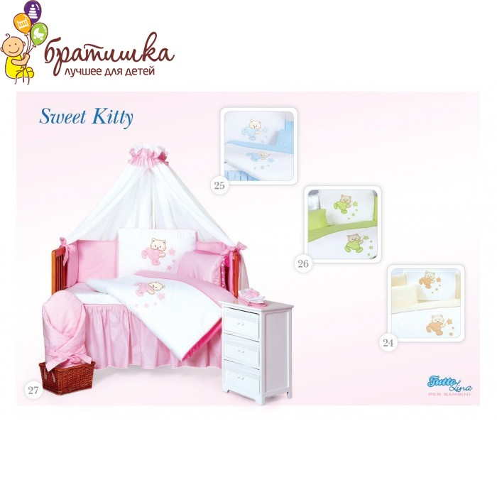 Tuttolina Per Bambini, цвет Sweet Kitty 24-27