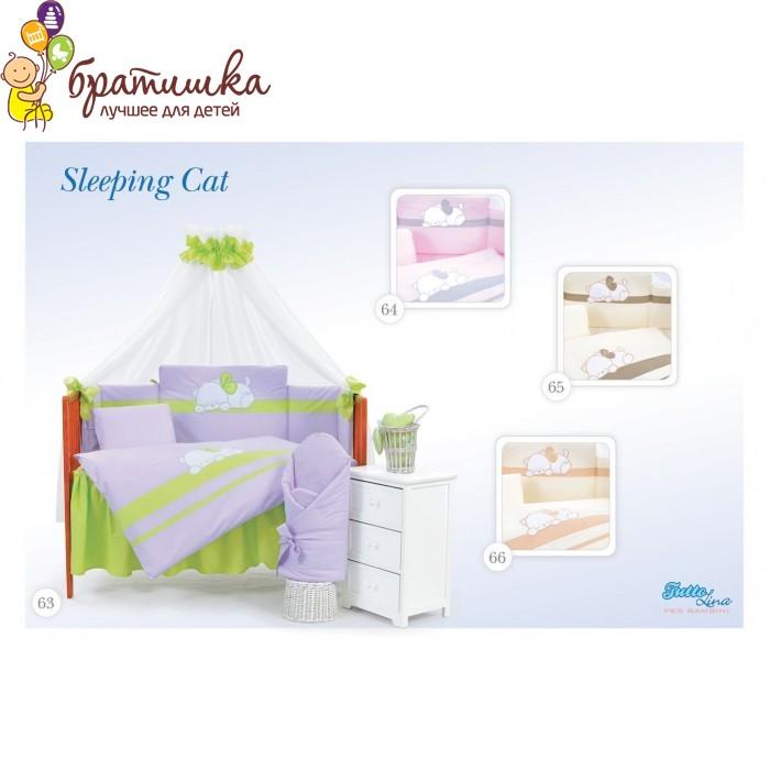 Tuttolina Per Bambini, цвет Sleeping Cat 63-66