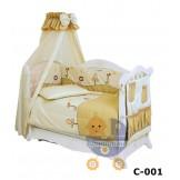 Детское постельное белье для новорожденных Twins Comfort