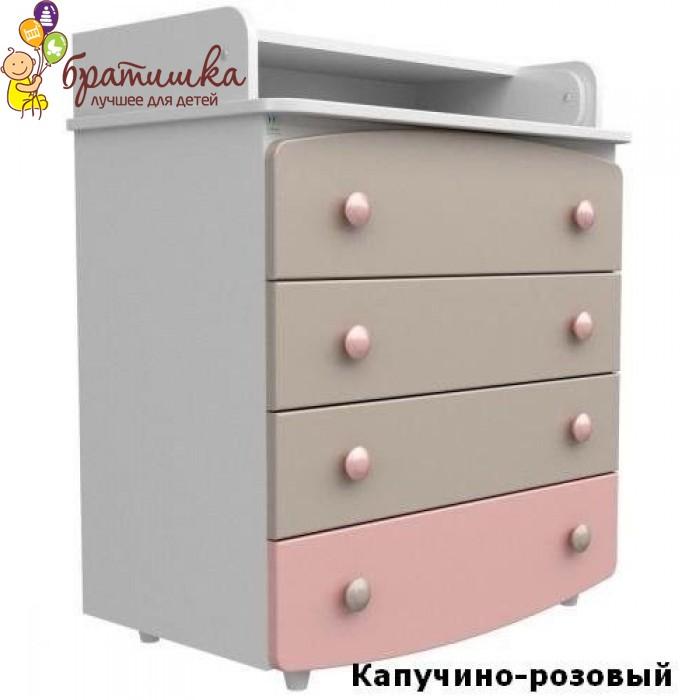 Верес 900, цвет Капучино-розовый