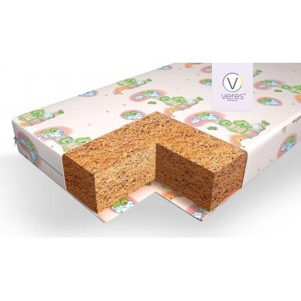 Детский матрас Верес Bicoconut+ 120х60х8 см