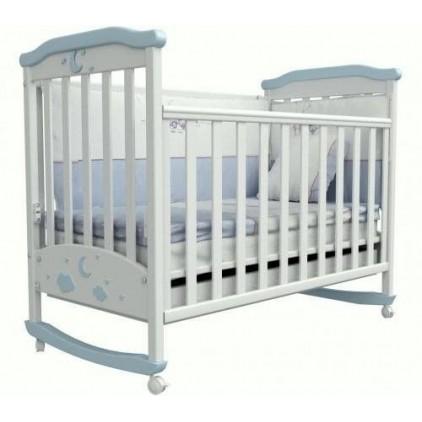 Детская кроватка Верес Соня ЛД2 с аппликацией