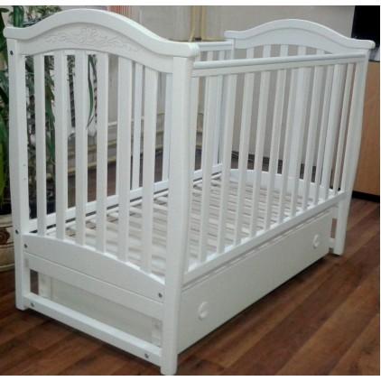 Детская кроватка Верес Соня ЛД3 с маятником