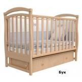 Детская кроватка Верес Соня ЛД6 с маятником