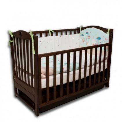 Детская кроватка Верес Соня ЛД7