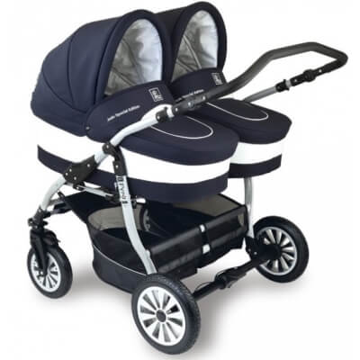 Double strollers for twins